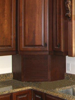 Appliance garage cabinets cabinet garage